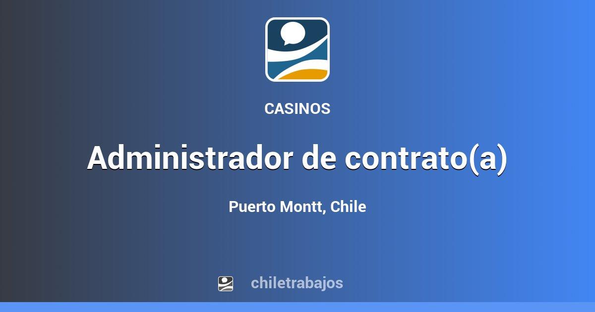 funciones de administrador de casino