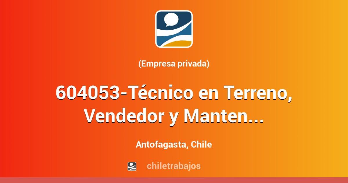 Auxiliar de Aseo Comuna de Renca - Santiago | Chiletrabajos